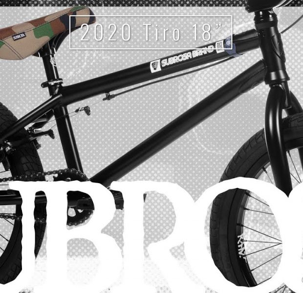 Subrosa Tiro 18″ 2020 Complete Bike