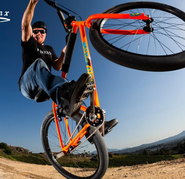 THE LORD HAS RISEN – DAVE VOELKER AND GT BMX COLLAB 29″