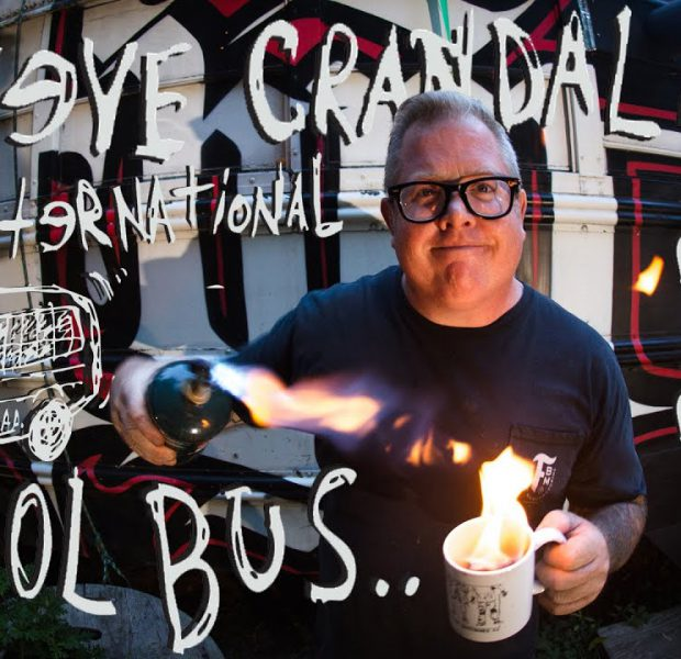 THE ULTIMATE BMX BUS – STEVE CRANDALL'S HOME ON WHEELS