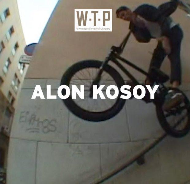 WETHEPEOPLE BMX – Alon Kosoy 2019