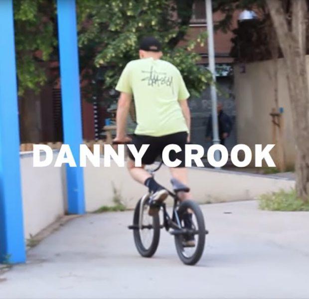 WETHEPEOPLE BMX – Danny Crook