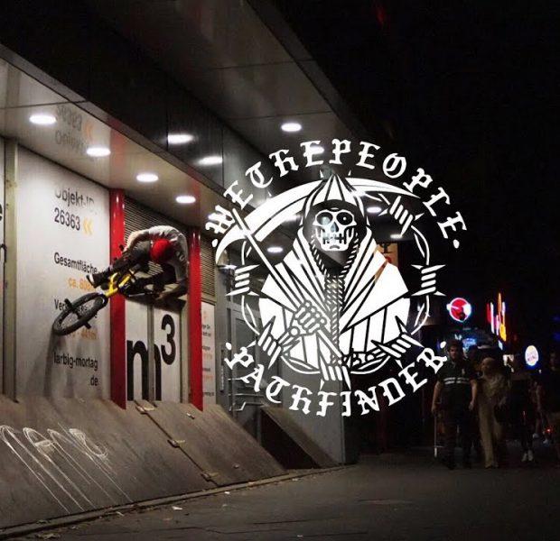 WETHEPEOPLE BMX – Felix Prangenberg #PATHFINDER 2020