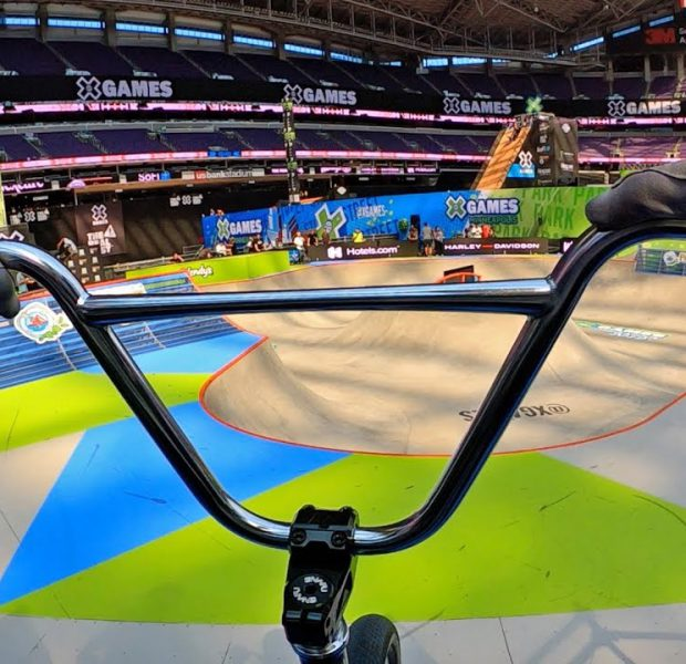 WHAT IT'S LIKE TO RIDE X GAMES 2019