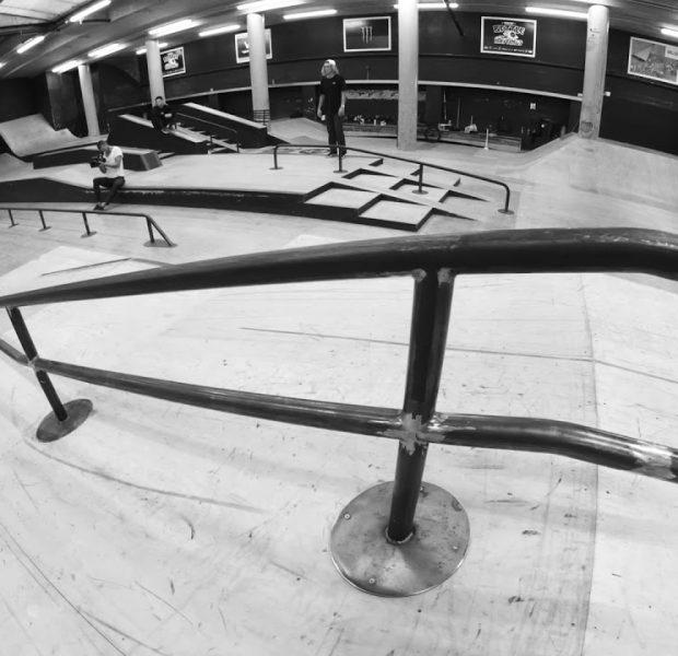 #BOHBMX 2019 Plaza session 8th Place – Team Boyd Hilder