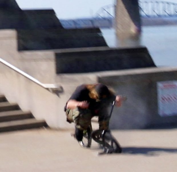 DESTROYER OF BIKES – ZACK GERBER DISCUSSES HIS US&THEM SECTION