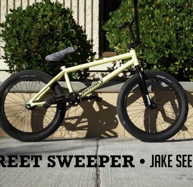 JAKE SEELEY | 2020 Sunday Bikes Signature Street Sweeper | BMX