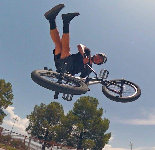 KEVIN PERAZA – BMX HERITAGE