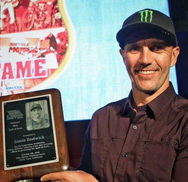 """BMX HALL OF FAME 2019 – JAMIE BESTWICK & JOHN """"DIZZ"""" HICKS"""