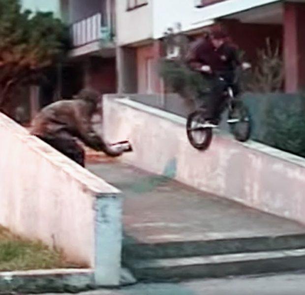 BMX STREET IN CROATIA: HUSCIJA 22 – 'WHAT THE DEAL'