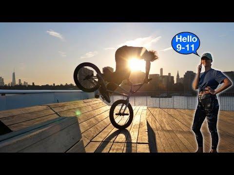 DailyCruise 34: Brooklyn to Queens BMX