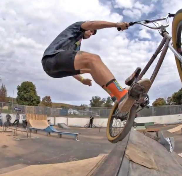 DIY BMX MADNESS – MAD MIKE AND GT JAMTASTIC VOYAGE