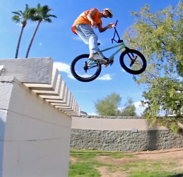 DOUBLE BARS OFF ROOFS – ANTHONY MARIN