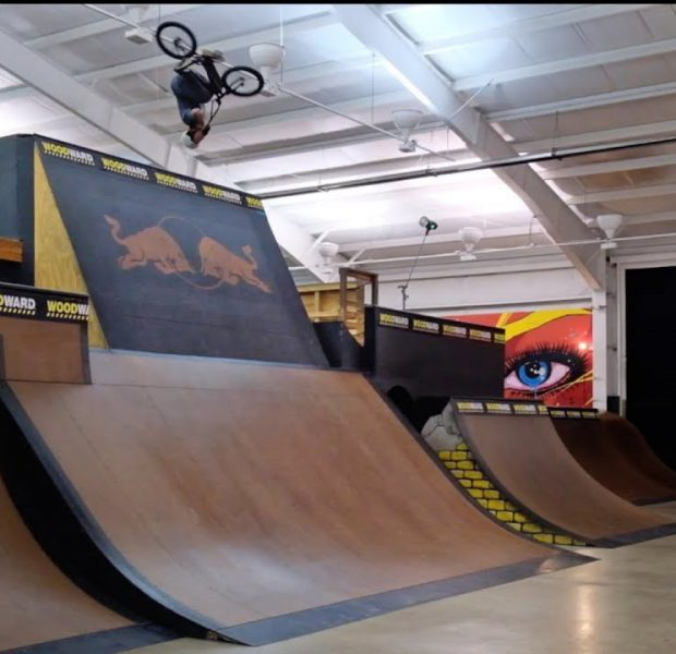 FULL BMX SEND – Diego Galdames At Woodward Camp