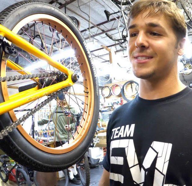 Matty Cranmer Bike Check! *SPOILER ALERT* It's Ugly!