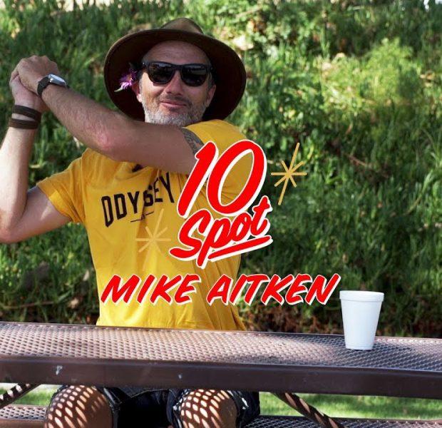 MIKE AITKEN   Odyssey BMX – 10 Spot