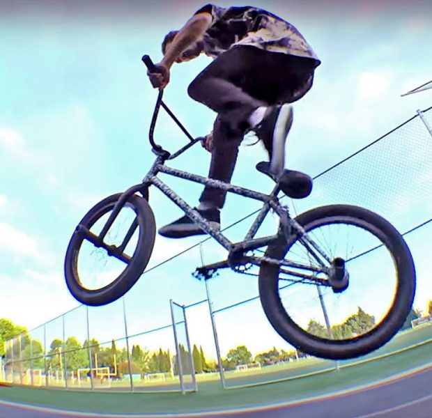 "Most Hated BMX Tricks – Mike ""Rooftop"" Escamilla's Feeble Cut"