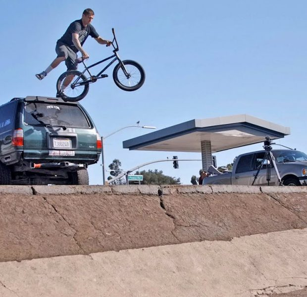 OPERATION CAVEMAN – A BMX HOW-TO WITH KOHL DENNEY