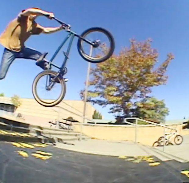 PEGLESS BMX STREET – ANDRE LARROQUE