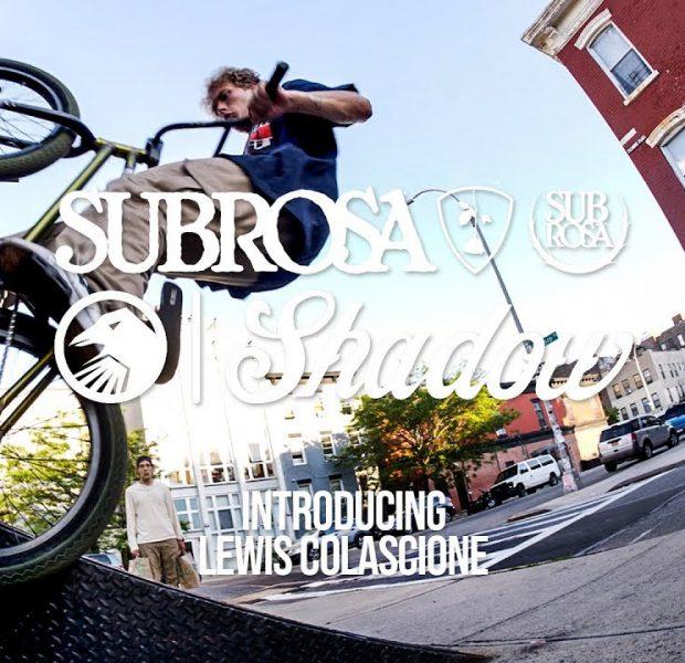 Subrosa – Welcome Lewis Colascione