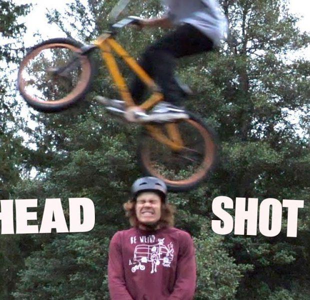 This Was A BAD IDEA! Ramp Head Shot!