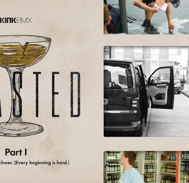 """Toasted"" Germany Champagne BTS – Kink BMX"
