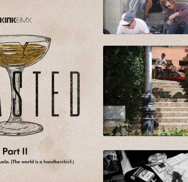 """Toasted"" Madrid Champagne BTS – Kink BMX"