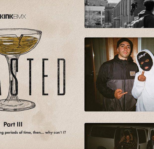 """Toasted"" North Carolina Champagne BTS – Kink BMX"