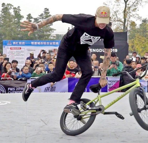 BMX FLATLAND FINALS HIGHLIGHTS – FISE CHINA 2019