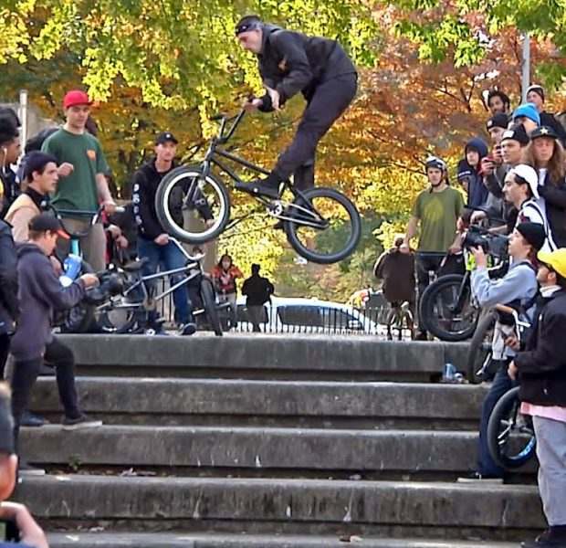 BMX IN THE STREETS OF NEW YORK CITY – PREMIUM BMX