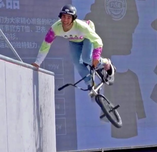 BMX PARK QUALIFYING HIGHLIGHTS – FISE CHINA 2019