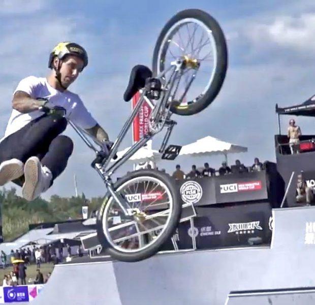 BMX PARK SEMI FINALS HIGHLIGHTS – FISE CHINA 2019