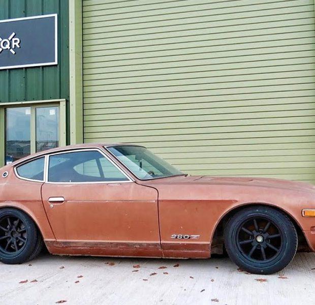 Datsun get SLAMMED on new wheels
