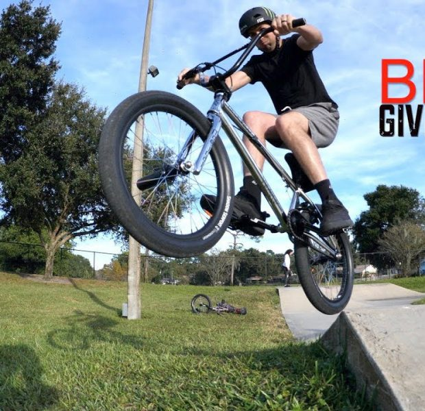 I'm Back Riding And We're Giving Away A Bike!