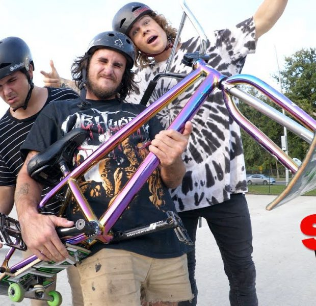 The Skate Bike Is Back And It's BETTER THAN EVER!