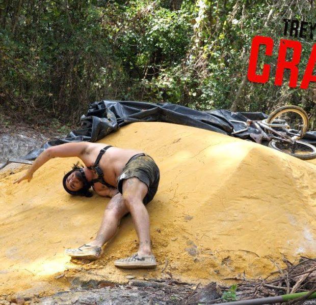 Trey Jones Dirt Jumps Gone WRONG!