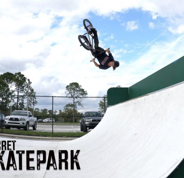 We Found A New Skatepark And It's Awesome!