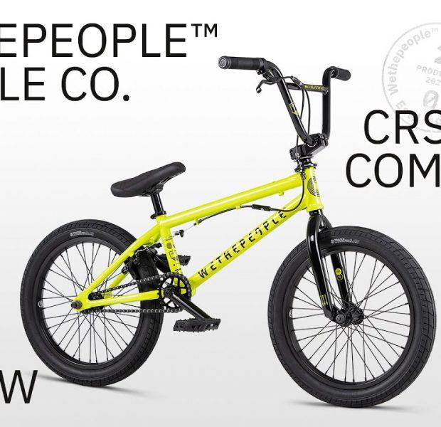 WETHEPEOPLE BMX – CRS 18″ FS 2020 Complete Bike
