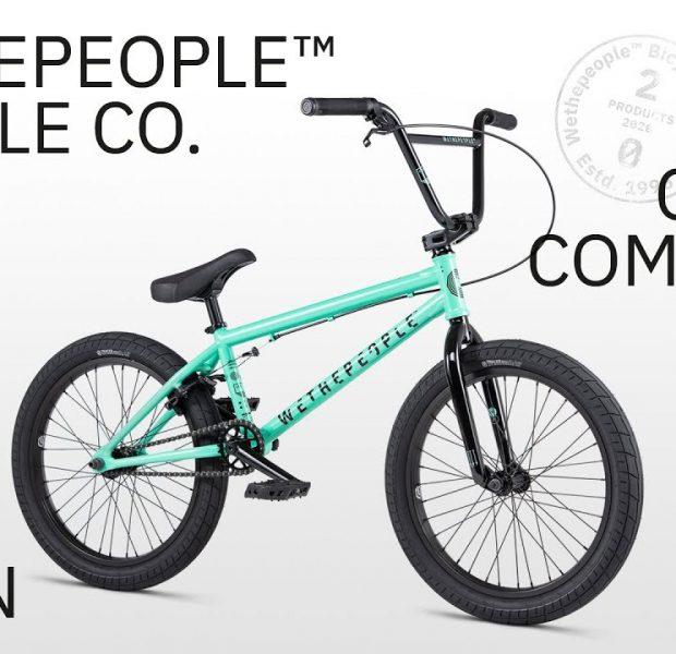 WETHEPEOPLE BMX – CRS FC 2020 Complete Bike