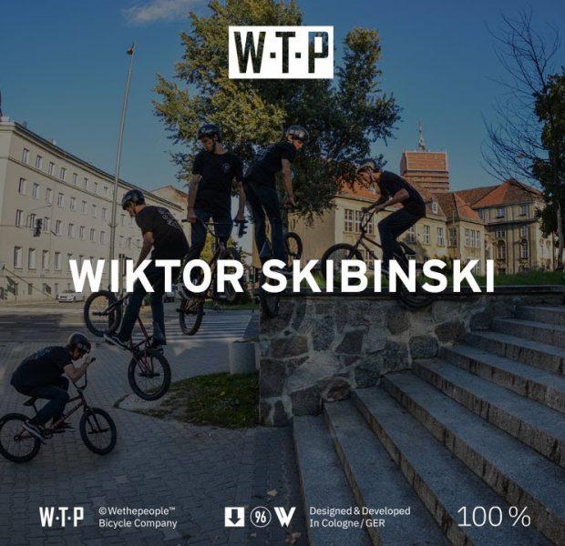 WETHEPEOPLE BMX – Introducing Wiktor Skibinski