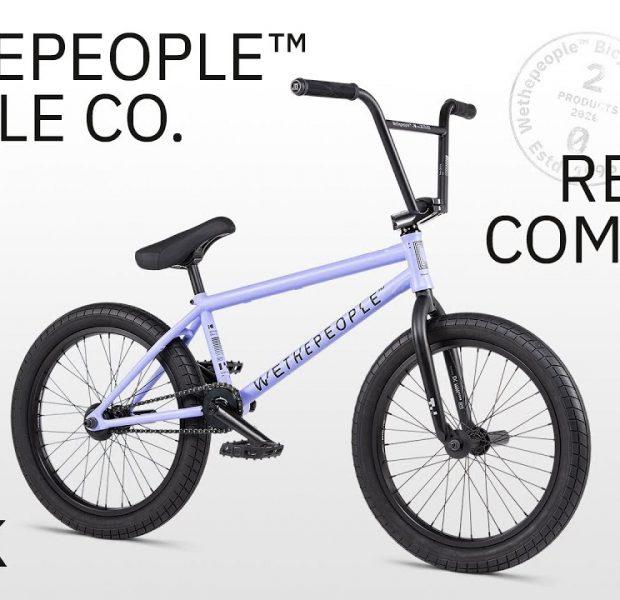 WETHEPEOPLE BMX – REASON 2020 Complete Bike