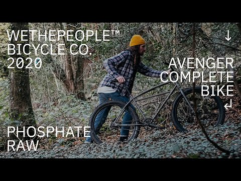 WETHEPEOPLE BMX – The Avenger 27.5″