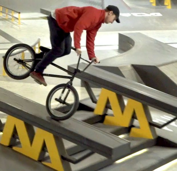 BMX STREET QUALIFYING HIGHLIGHTS – BACKYARD JAM 2019