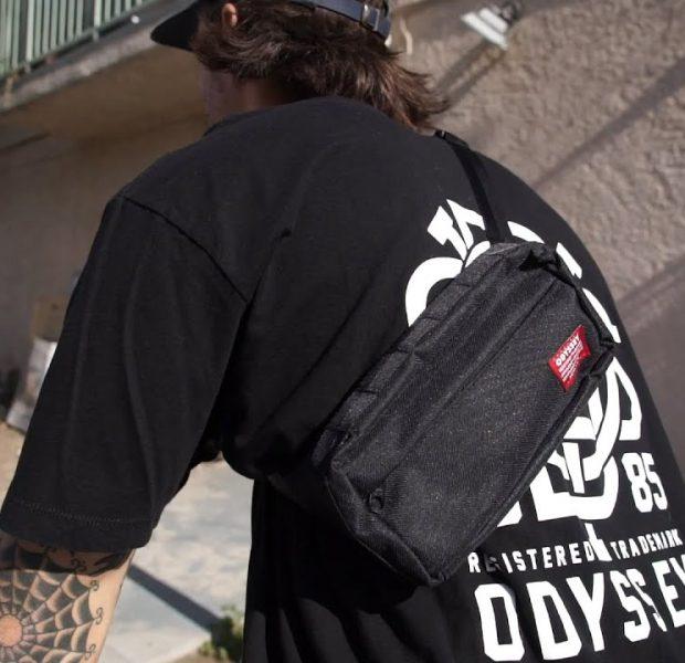 BROC RAIFORD | Odyssey BMX – Switch Pack