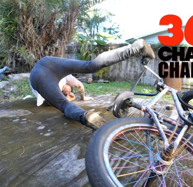 FALLING FOR A GREAT CAUSE! *360 CHALLENGE*
