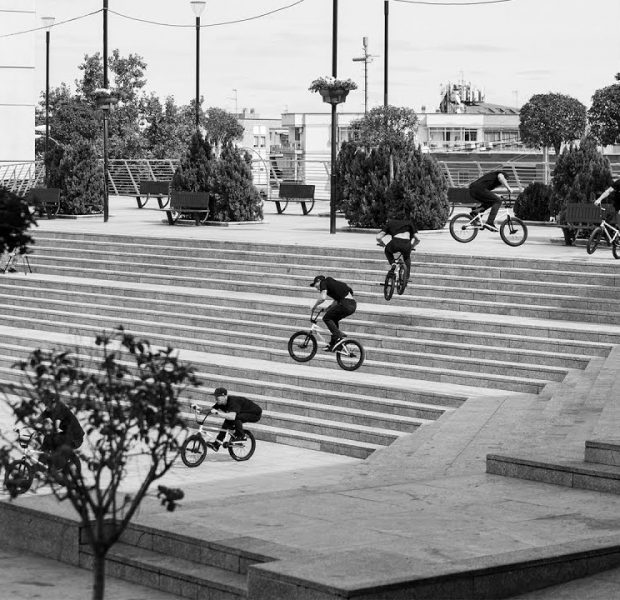 Federal Bikes – FTS – Dan Lacey