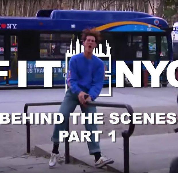 FIT x NYC (BTS)