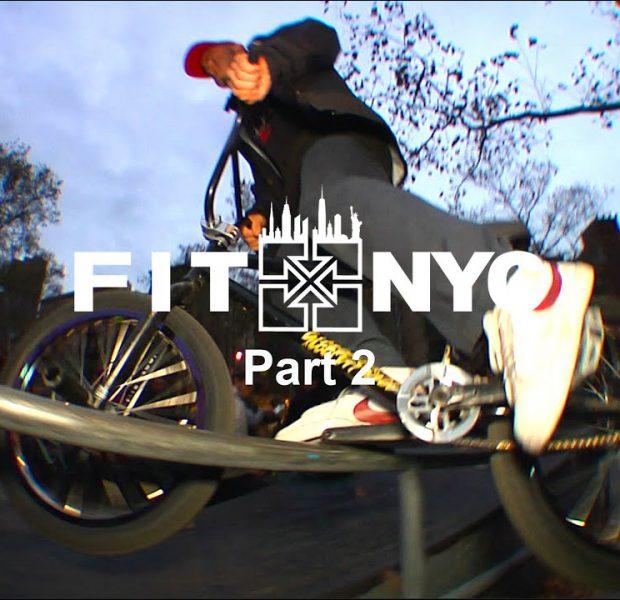 FIT x NYC (BTS) Part 2