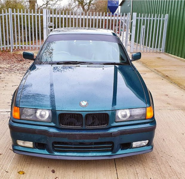 Getting started on the BMW E36