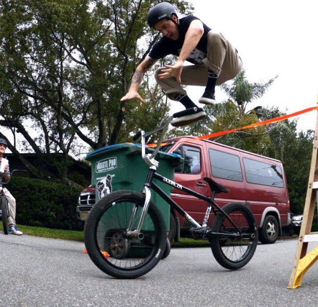How To HIPPIE-HOP A Bike!