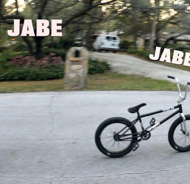 JABE JONES BIKE CHECK!